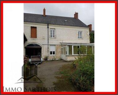 Vente Maison 6 pièces 112m² La Chartre-sur-le-Loir (72340) - photo
