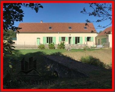 Vente Maison 6 pièces 156m² Écommoy (72220) - photo