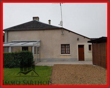 Vente Maison 2 pièces 48m² Mayet (72360) - photo