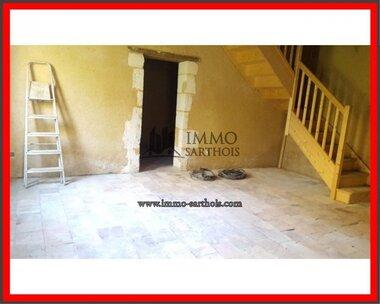Vente Maison 4 pièces 85m² Jupilles (72500) - photo