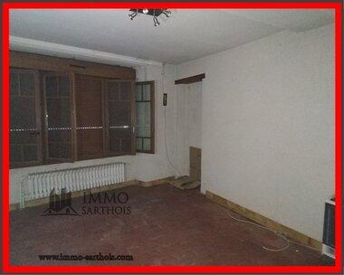 Vente Maison 4 pièces 116m² Mansigné (72510) - photo