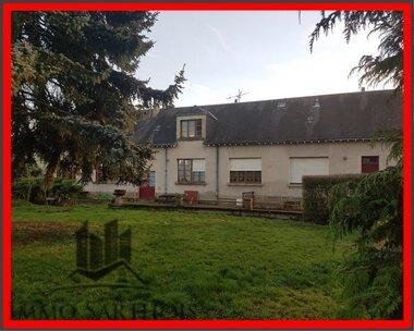 Vente Maison 10 pièces 240m² La Chartre-sur-le-Loir (72340) - photo
