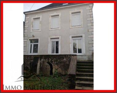 Vente Maison 8 pièces 202m² Château-du-Loir (72500) - photo