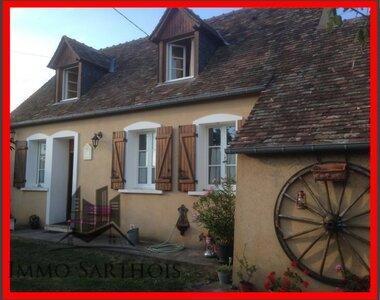 Vente Maison 3 pièces 114m² ecommoy - photo