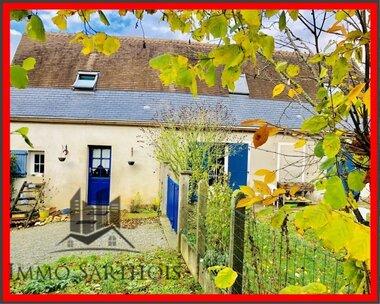 Vente Maison 6 pièces 110m² Neuillé-Pont-Pierre (37360) - photo