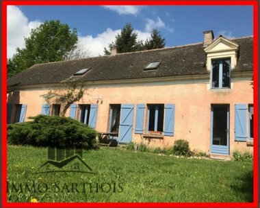 Vente Maison 8 pièces 209m² Écommoy (72220) - photo