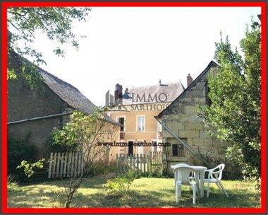 Vente Maison 9 pièces 168m² La Chartre-sur-le-Loir (72340) - photo