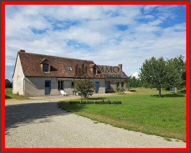 Vente Maison 4 pièces 100m² Château-du-Loir (72500) - photo