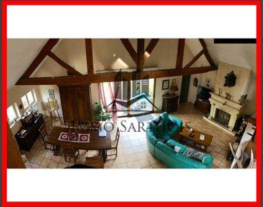 Vente Maison 6 pièces 166m² chahaignes - photo