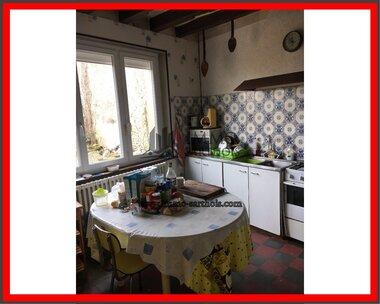 Vente Maison 5 pièces 110m² st vincent du lorouer - photo