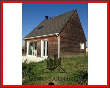 Vente Maison 2 pièces 70m² Requeil (72510) - photo