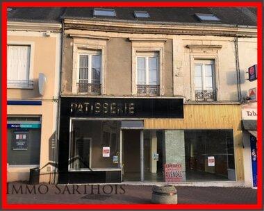 Vente Maison 8 pièces 216m² Écommoy (72220) - photo