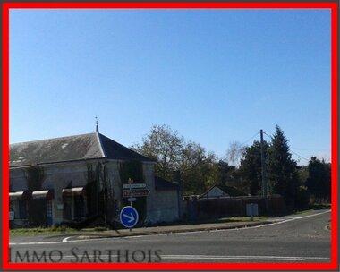 Vente Maison 7 pièces 308m² Saint-Christophe-sur-le-Nais (37370) - photo