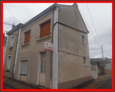 Vente Maison 6 pièces 70m² Mayet (72360) - photo