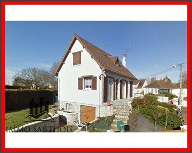 Vente Maison 7 pièces 120m² Château-du-Loir (72500) - photo
