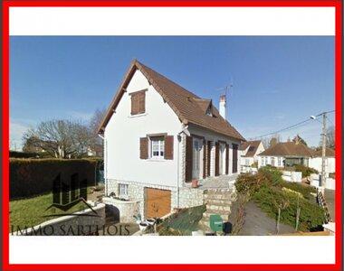 Vente Maison 7 pièces 120m² chateau du loir - photo
