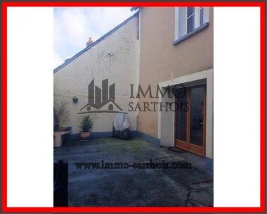 Vente Maison 6 pièces 130m² Le Lude (72800) - photo