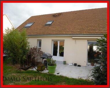 Vente Maison 4 pièces 120m² Mayet (72360) - photo