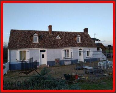 Vente Maison 6 pièces 154m² Écommoy (72220) - photo