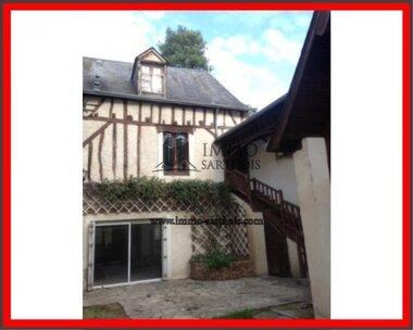 Vente Immeuble 10 pièces 240m² Château-du-Loir (72500) - photo