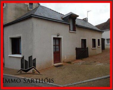 Vente Maison 4 pièces 43m² Requeil (72510) - photo