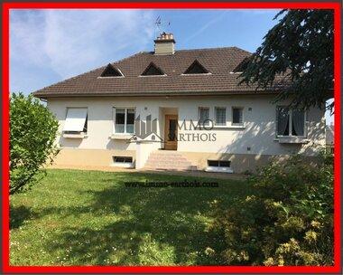 Vente Maison 7 pièces 130m² Mansigné (72510) - photo