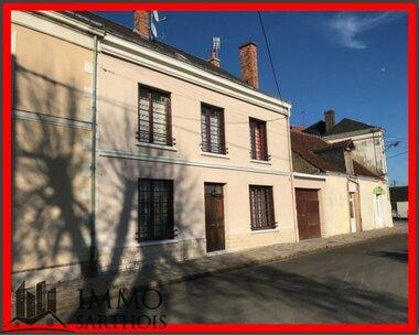Vente Maison 7 pièces 131m² Aubigné-Racan (72800) - photo