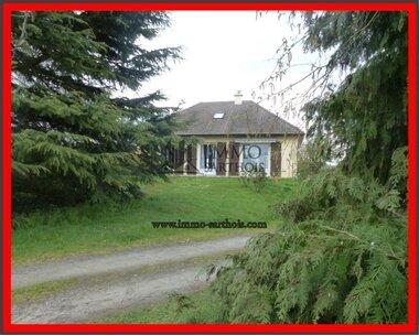 Vente Maison 7 pièces 130m² Yvré-le-Pôlin (72330) - photo