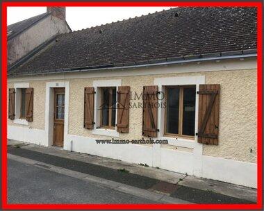 Vente Maison 2 pièces 50m² Mansigné (72510) - photo