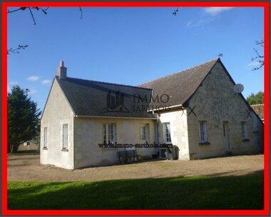 Vente Maison 9 pièces 253m² Neuillé-Pont-Pierre (37360) - photo