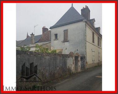 Vente Maison 5 pièces 125m² Mayet (72360) - photo