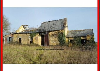 Vente Divers 90m² Beaumont-Pied-de-Bœuf (72500) - photo