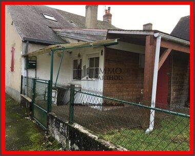 Vente Maison 3 pièces 50m² Mansigné (72510) - photo