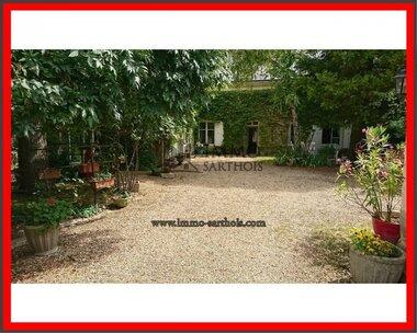 Vente Maison 6 pièces 245m² Savigné-sur-Lathan (37340) - photo