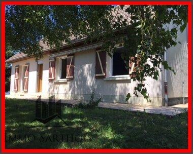 Vente Maison 4 pièces 93m² Mayet (72360) - photo