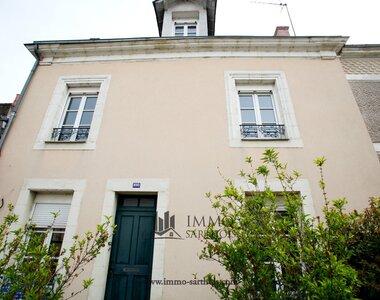 Vente Maison 6 pièces 90m² chateau du loir - photo