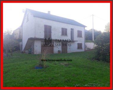 Vente Maison Bessé-sur-Braye (72310) - photo