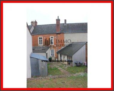 Vente Maison 4 pièces 85m² Écommoy (72220) - photo