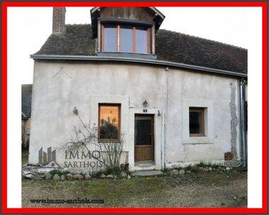 Vente Maison 4 pièces 91m² Château-du-Loir (72500) - photo