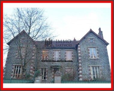 Vente Maison 10 pièces 155m² mansigne - photo