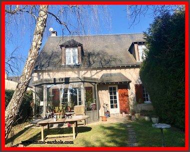 Vente Maison 5 pièces 153m² Chahaignes (72340) - photo