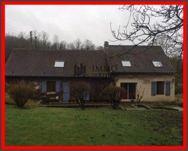Vente Maison 8 pièces 170m² la chartre sur le loir - photo