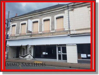 Vente Immeuble 7 pièces 400m² Château-du-Loir (72500) - photo
