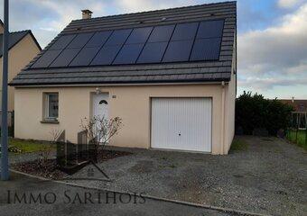 Vente Maison 5 pièces 78m² parigne le polin - Photo 1