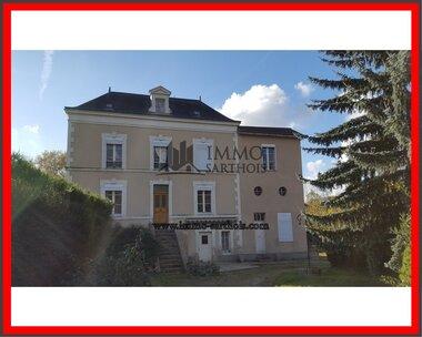 Vente Maison 7 pièces 201m² le lude - photo
