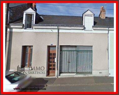 Vente Maison 6 pièces 183m² Château-du-Loir (72500) - photo