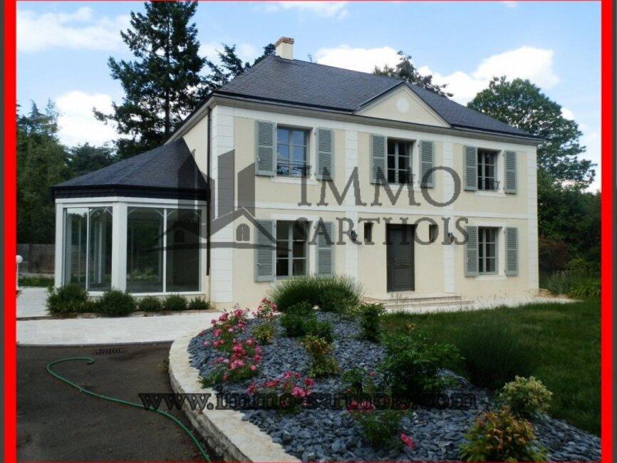 vente maison 6 pi ces le mans 72000 336868. Black Bedroom Furniture Sets. Home Design Ideas