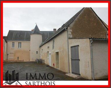 Vente Maison 4 pièces 151m² Vaas (72500) - photo
