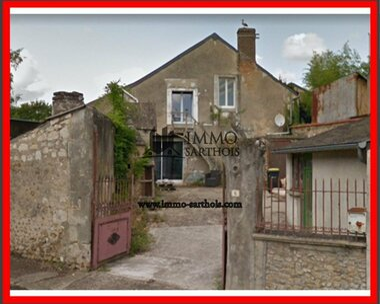 Vente Maison 3 pièces 101m² Château-du-Loir (72500) - photo