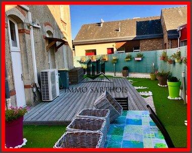 Vente Maison 7 pièces 137m² Challes (72250) - photo